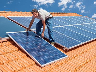 Lagere energiekosten door het aanleggen van zonnepanelen